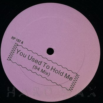 Cover art - Ralphie Rosario: You Used To Hold Me