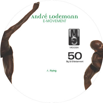 Cover art - André Lodemann: E-Movement