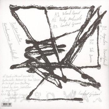 Cover art - Positive Centre: Nonharmonic Beautifault