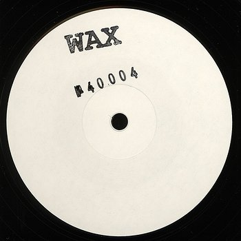 Cover art - Wax: No. 40004