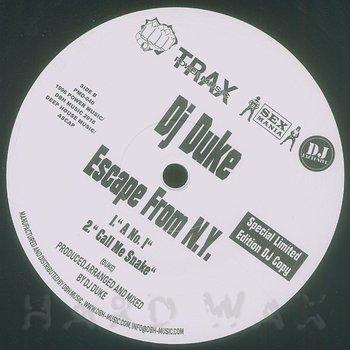Cover art - DJ Duke: Escape From New York