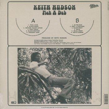 Cover art - Keith Hudson: Pick A Dub