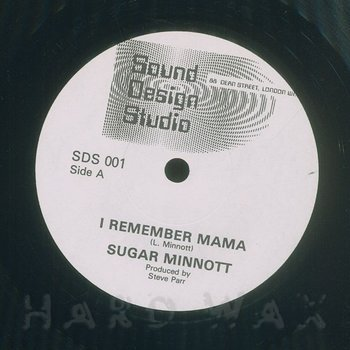 Cover art - Sugar Minott: I Remember Mama
