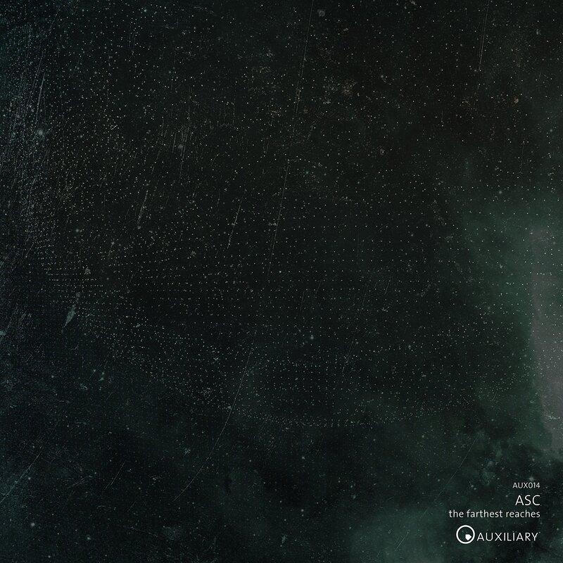 Cover art - ASC: The Farthest Reaches EP