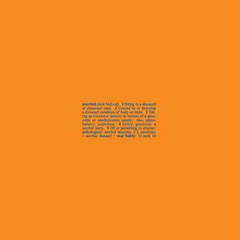 Cover art - Alpha Tracks: Orange