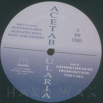 "Cover art - Lhasa: Acetabularia 12"" EP"