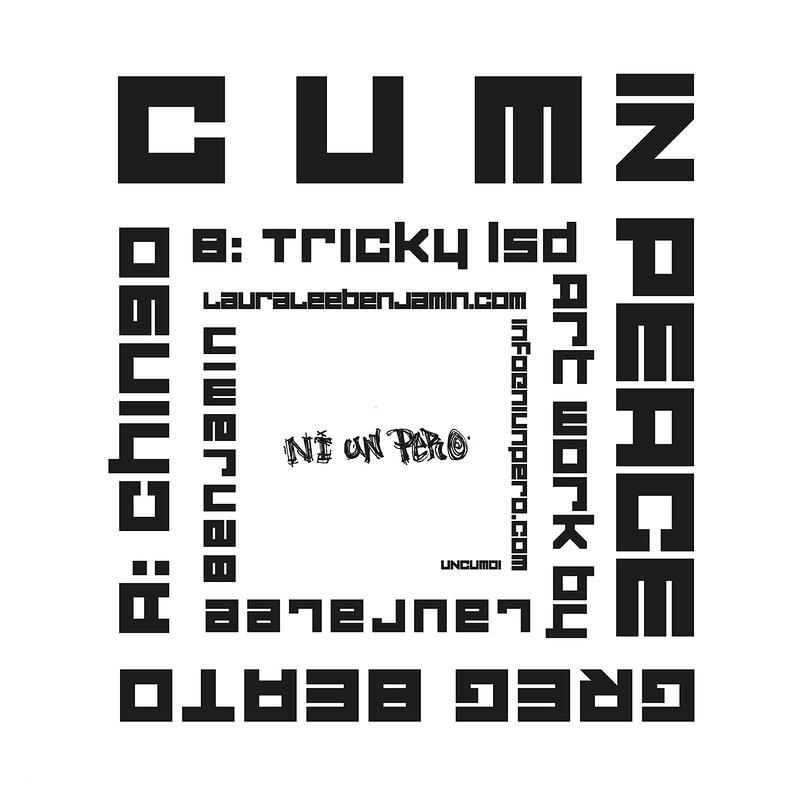 Cover art - Greg Beato: Cum In Peace