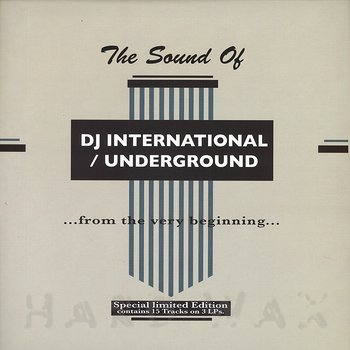 Cover art - Various Artists: The Sound Of DJ International / Underground