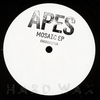 Cover art - Apes: Mosaic