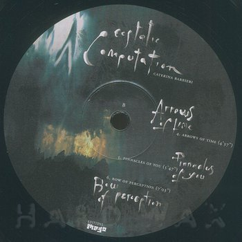 Cover art - Caterina Barbieri: Ecstatic Computation