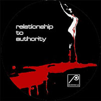Cover art - Makaton & Paul Bailey: Relationship To Authority