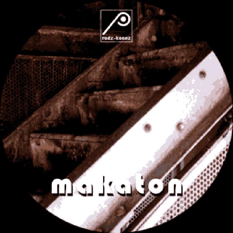 Cover art - Makaton: Keloid