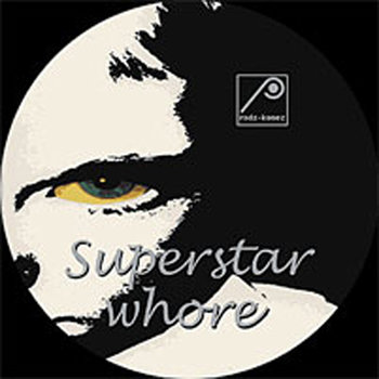 Cover art - Makaton & Olga+Jozef: Superstar Whore