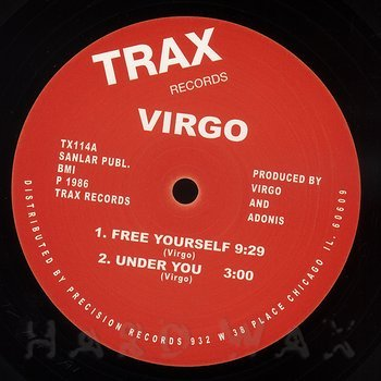 Cover art - Virgo: Free Yourself