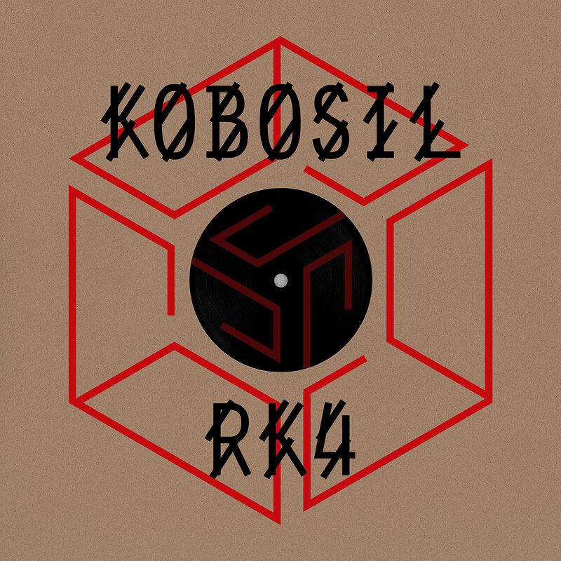 Cover art - Kobosil: RK4