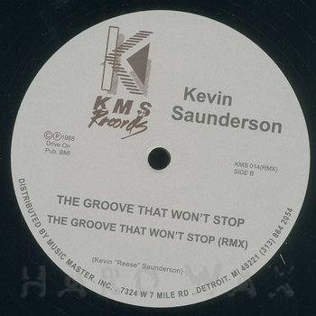 Cover art - Kevin Saunderson: The Sound (Power Remix)