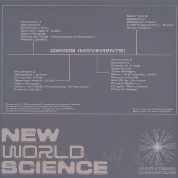 Cover art - New World Science: Osmos (Movements)