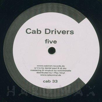Cover art - Cab Drivers: U R Here