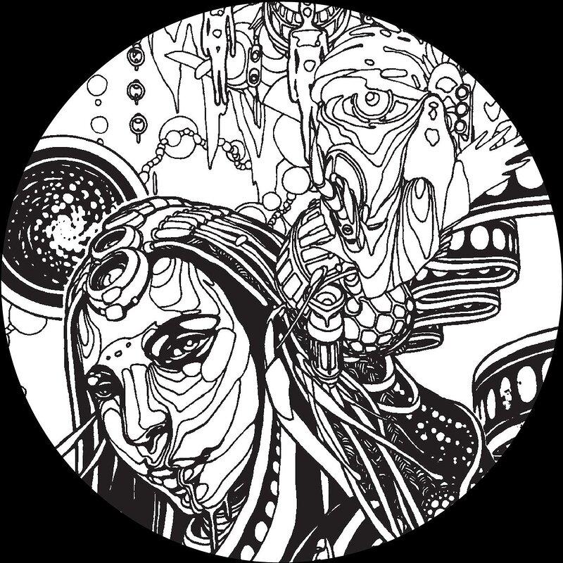 Cover art - Fhloston Paradigm: Cosmosis Vol. 2