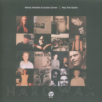 Cover art - Kenny Hawkes & Louise Carver: Play The Game (Inc. The Space Children Mix)