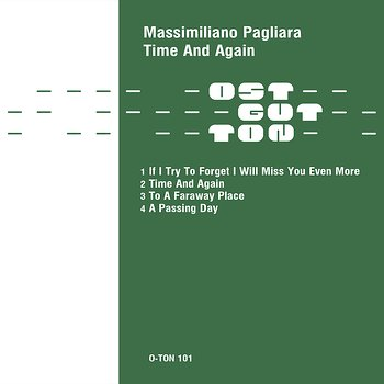 Cover art - Massimiliano Pagliara: Time And Again