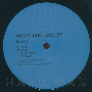 Cover art - Mono Junk: Halo EP