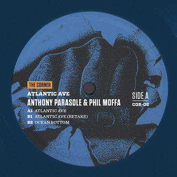 Cover art - Anthony Parasole & Phil Moffa: Atlantic Ave