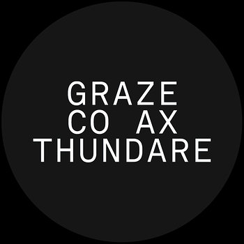Cover art - Graze: Coax