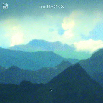 Cover art - The Necks: Unfold