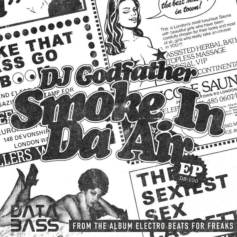 Cover art - DJ Godfather: Smoke in Da Air EP