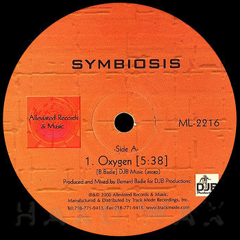 Cover art - Symbiosis: Oxygen