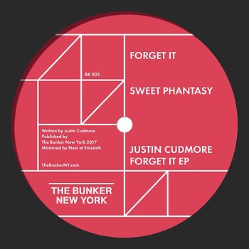 Cover art - Justin Cudmore: Forget It