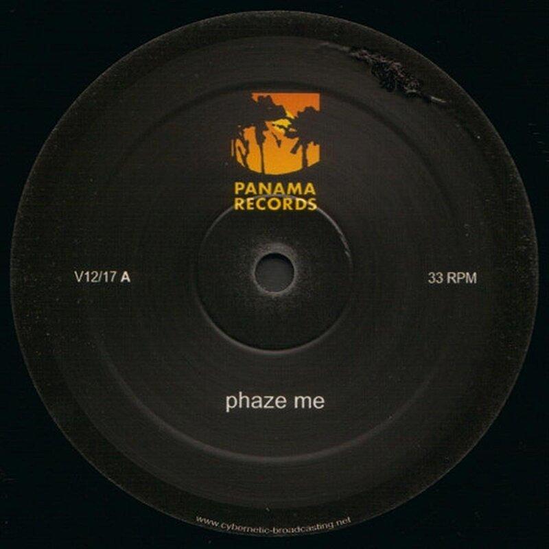 Cover art - Alden Tyrell: Phaze Me / Phaze Me Not