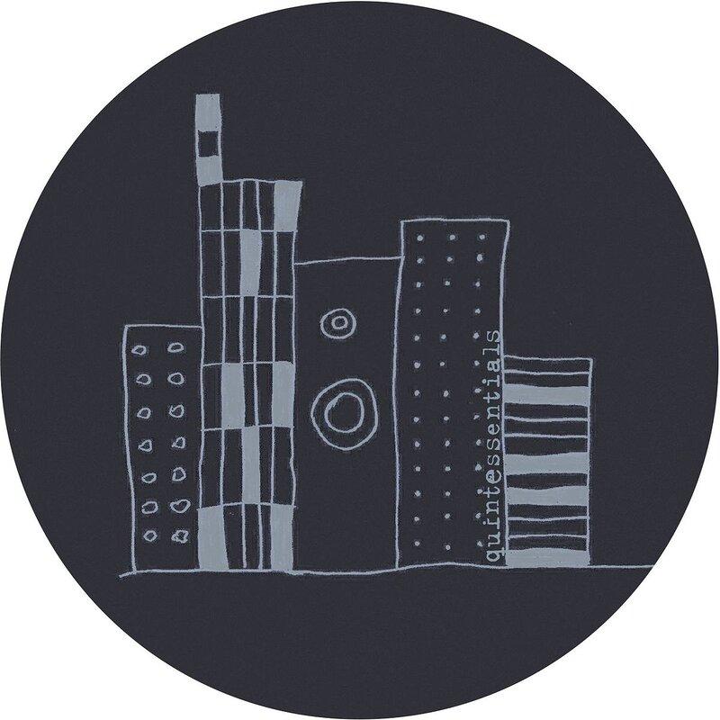 Cover art - S3A: U.K. EP