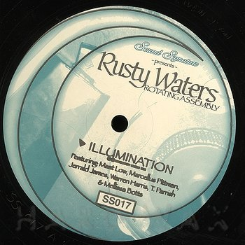 Cover art - The Rotating Assembly: Rusty Waters