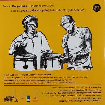 Cover art - Turma da Bênção: Apresenta: Joãozinho Morgado