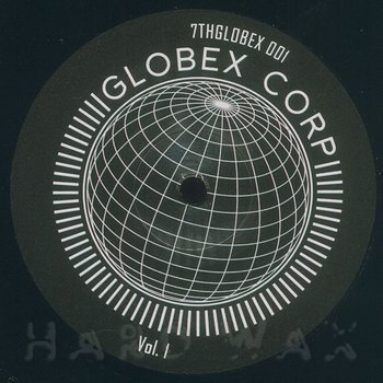 Cover art - Tim Reaper & Dwarde: Globex Corp Volume 1