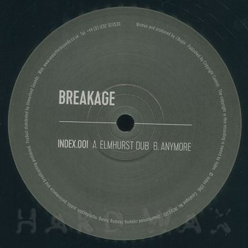 Cover art - Breakage: Elmhurst Dub
