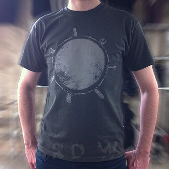 Cover art - Short Sleeve, Size S: Graphite