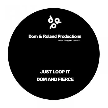 Cover art - Dom & Roland: Just Loop It / Ultraviolet