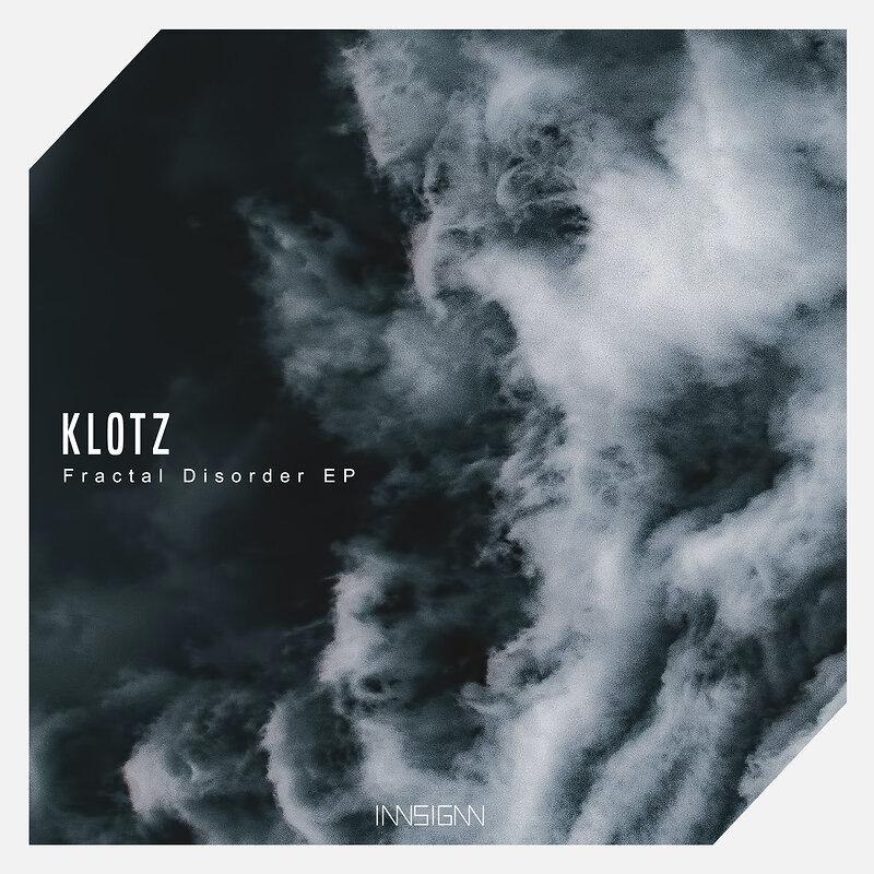 Cover art - Klotz: Fractal Disorder EP