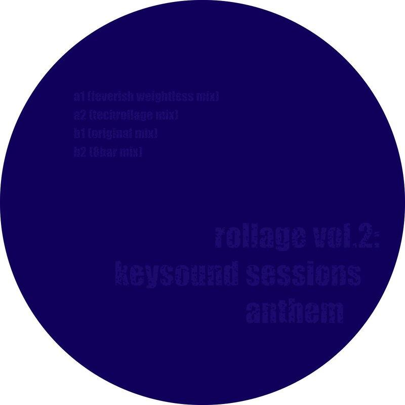 Cover art - Blackdown: Rollage Vol.2: Keysound Sessions Anthem