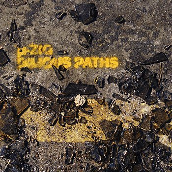 Cover art - µ-Ziq: Billious Paths