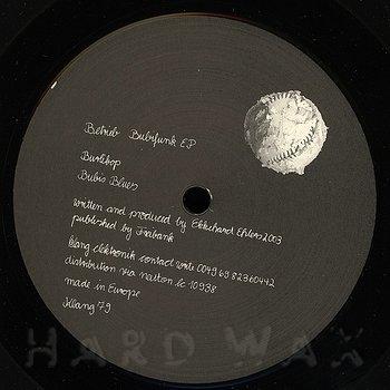 Cover art - Betrieb: Bubi Funk EP