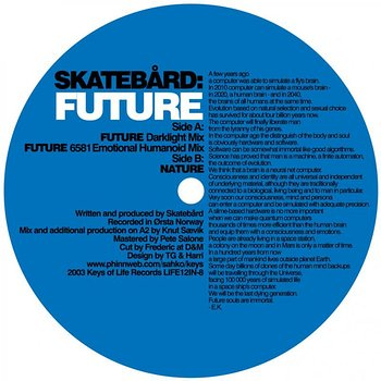 Cover art - Skatebård: Future