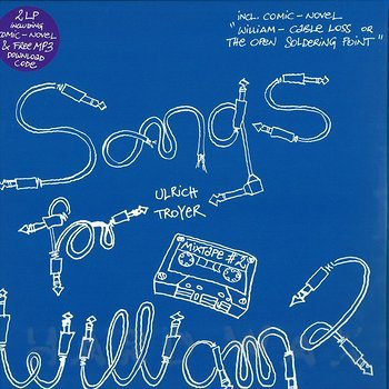 Cover art - Ulrich Troyer: Songs For William 2