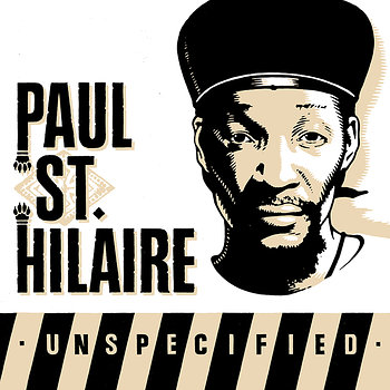Cover art - Paul St. Hilaire: Unspecified