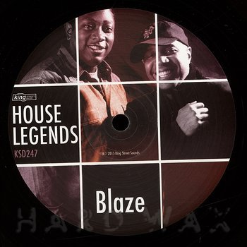 Cover art - Blaze: House Legends Vol. 1