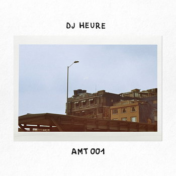 Cover art - DJ Heure: Outsider Resource