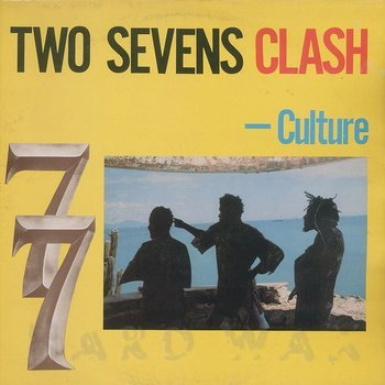 Cover art - Culture: Two Sevens Clash